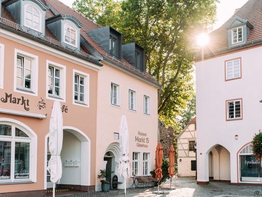 Markt 15 in Senftenberg | Hotelfotografie