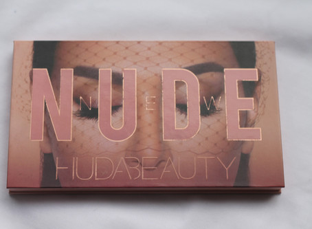 HUDA Nude Palette  Review- is it worth the hype?