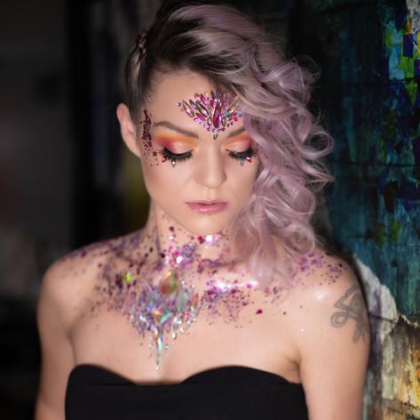 Festival makeup kent