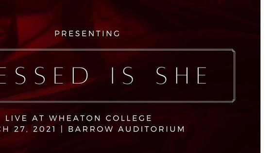 Welcome to Blessed is She!