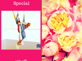 Last Day: Spring Swing Specials