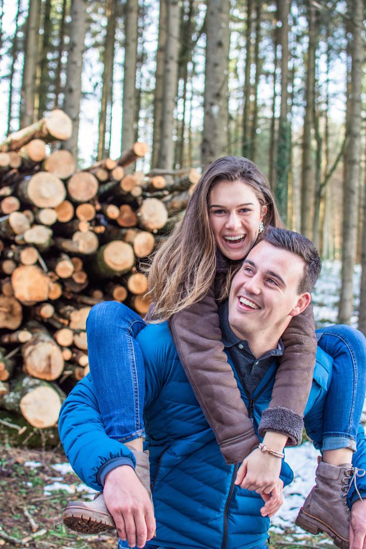 Aline & Joel