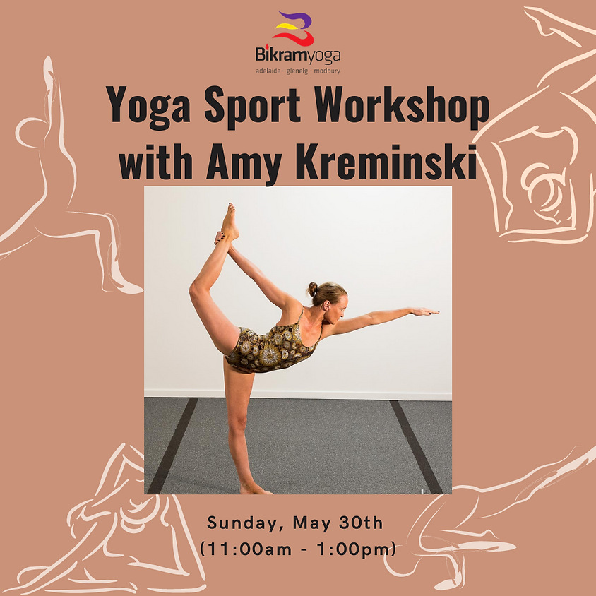 Yoga Sport (Intermediate Series) Workshop