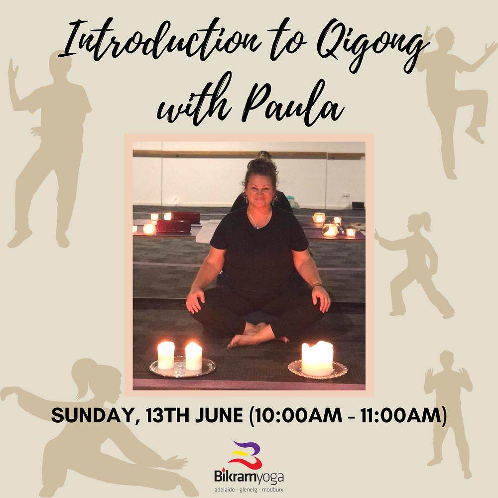 Introduction to Qigong with Paula