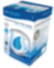 Packaging design for Hinari Brita water filter kettle