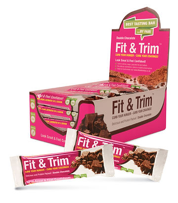 Fit & Trim food packaging design