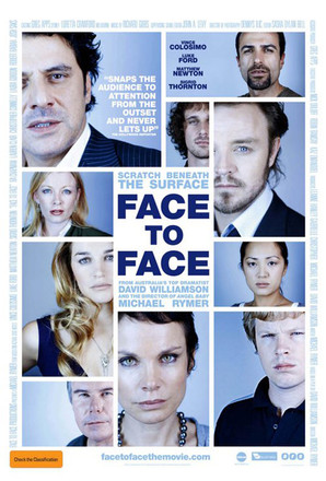 Face To Face movie poster