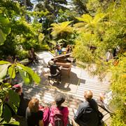 Flower Piano at San Francisco Botanical Garden