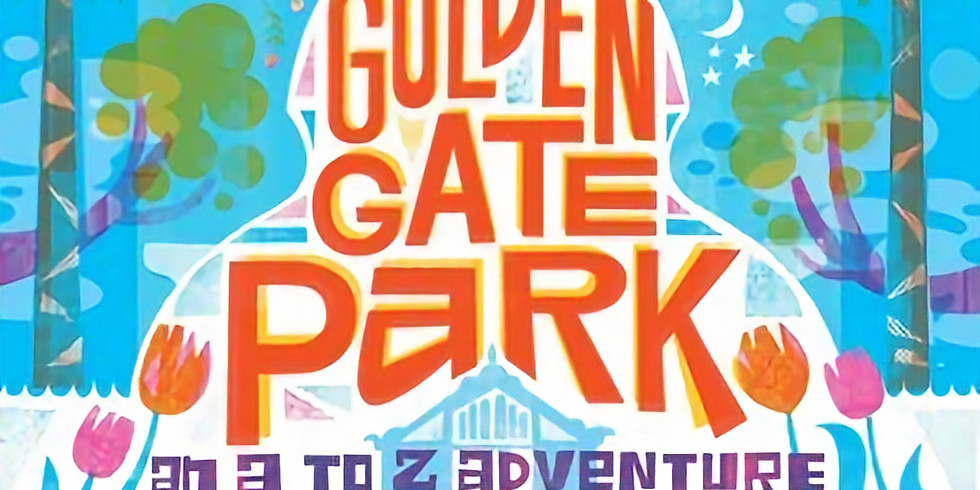 Family Author Event with Marta Lindsey: Golden Gate Park, An A to Z Adventure