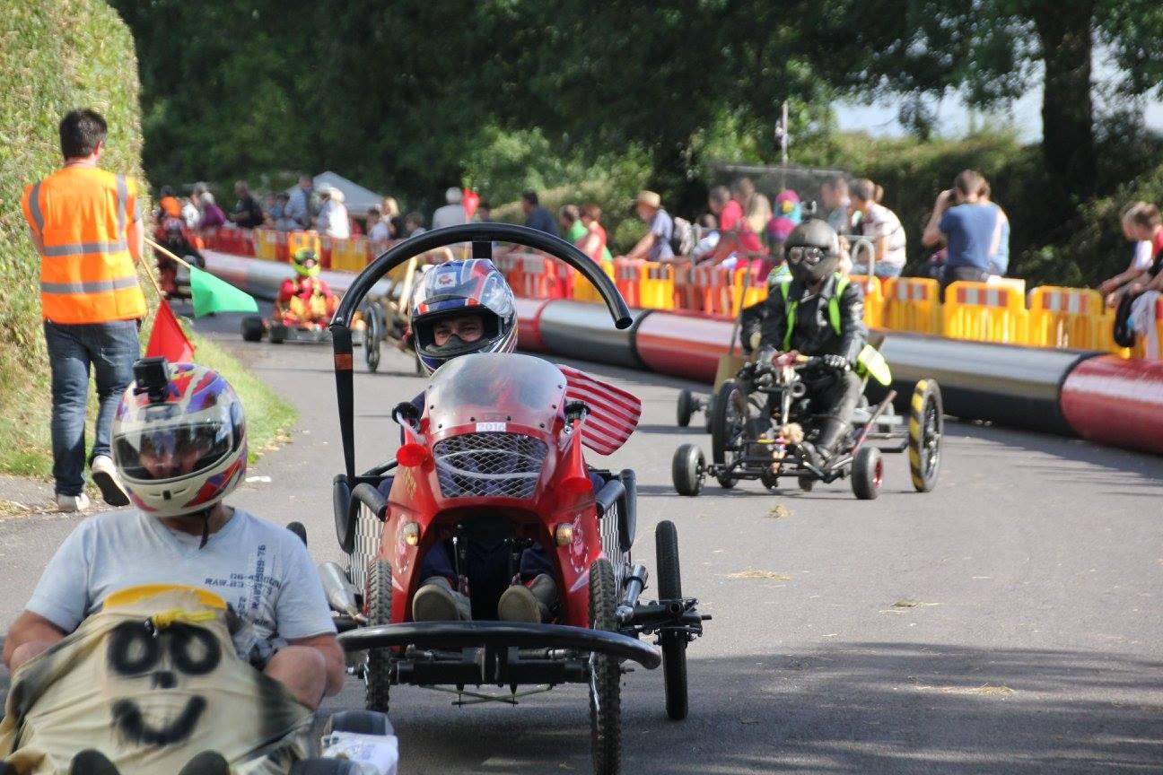 parade lap 2