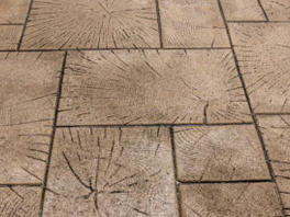 Wood Paver Ashlar