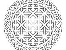Celtic Ring Set