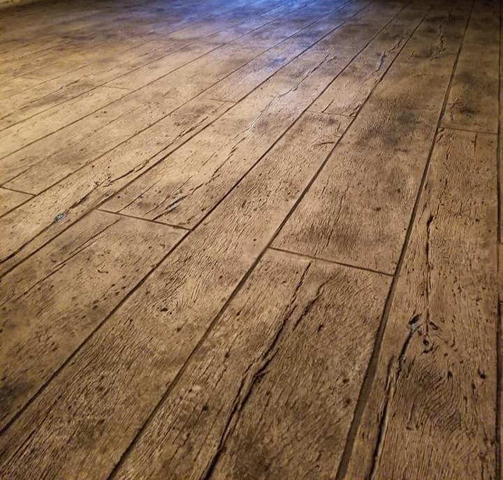 DCR Main Reclaimed Timber