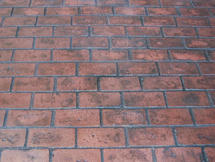 Running Bond Used Brick