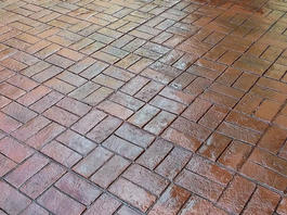 Basketweave Used Brick