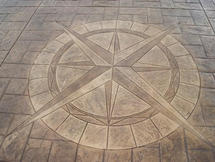 Old World Compass