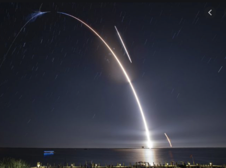 SpaceX to Launch 60 Satellites Tonight