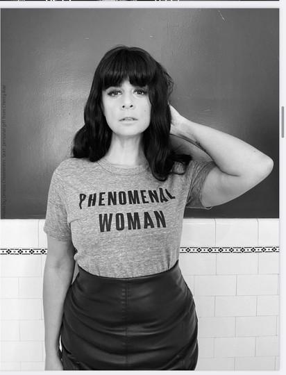 Phenomenal Woman editorial