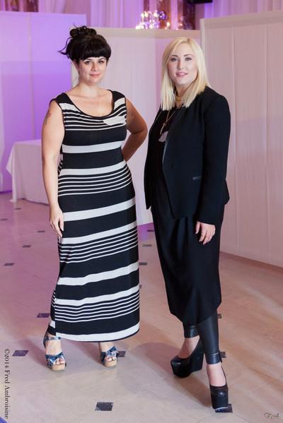 with Hayley Hasselhoff