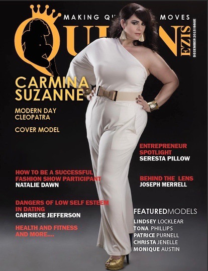 Queen Size Magazine Cover