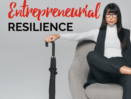 Using Chaos & Failure to Cultivate Entrepreneurial Resilience