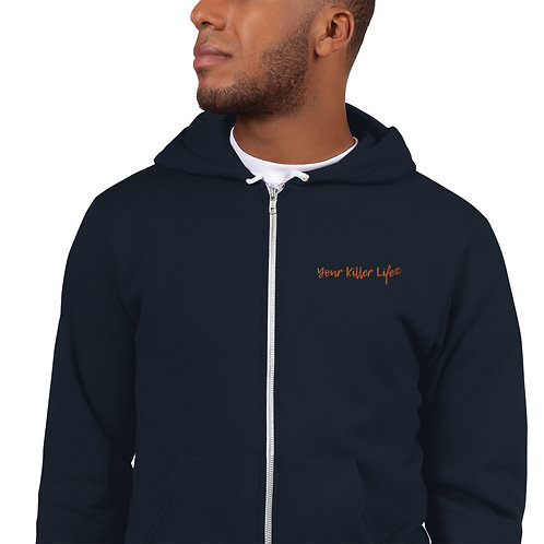 Hoodie sweater Unisex - Navy