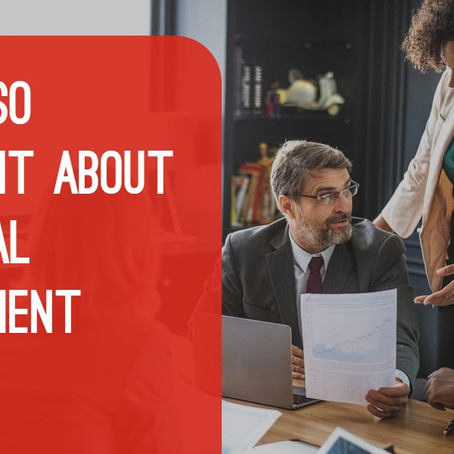 What's so important about an annual development plan?