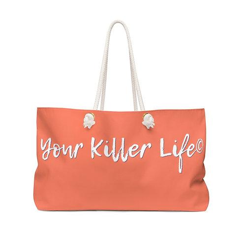 Weekender Bag - Orange