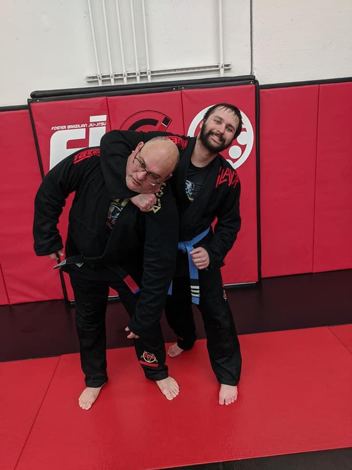 Michael Baltierra jujitsu