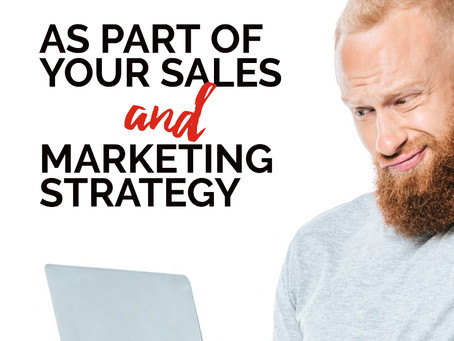 Myth Busting Email as Part of your Sales & Marketing Strategy