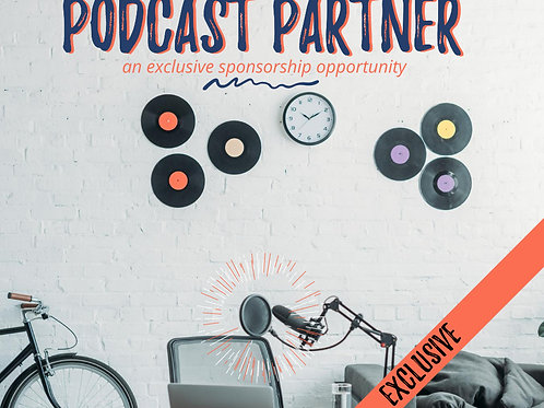Podcast Partner - Monthly