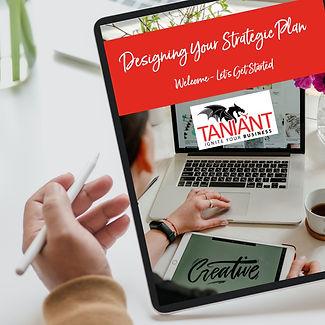 Designing Strat Plan on iPad.jpg
