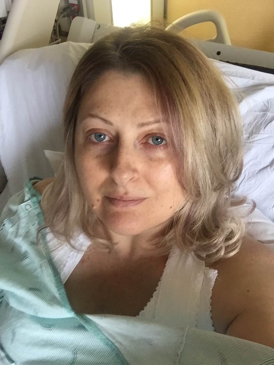 Tammey Grable-Woodford post-op breast cancer