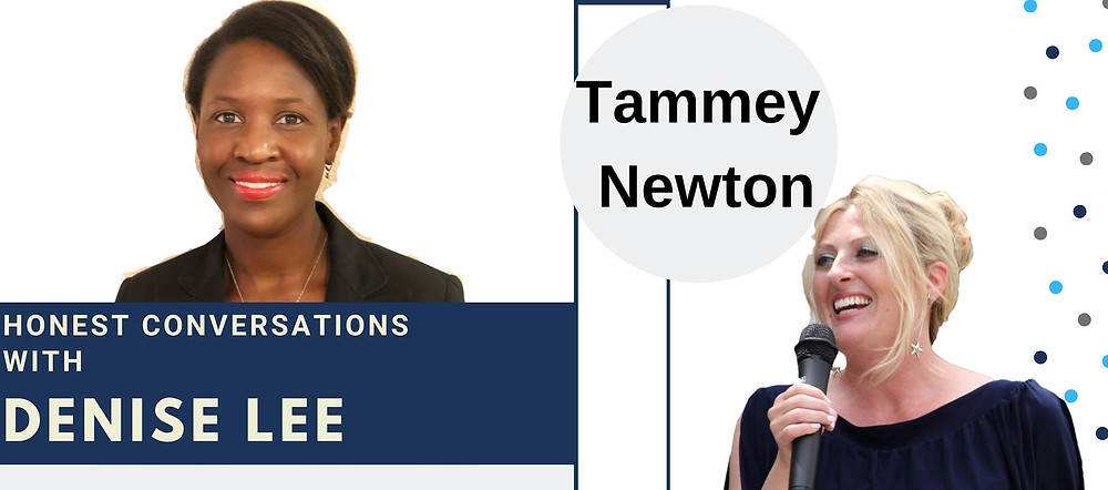 Tammey Newton on Real Talk with Denise Lee