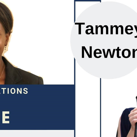 Tammey Newton Interview with Denise Lee from Real Talk