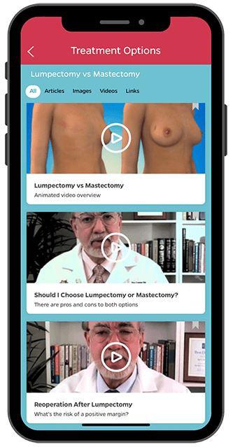 Breast Advocate App