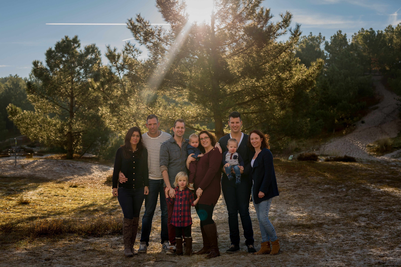 Familie Sessie