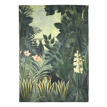 Henri Rousseau - La giungla equatoriale