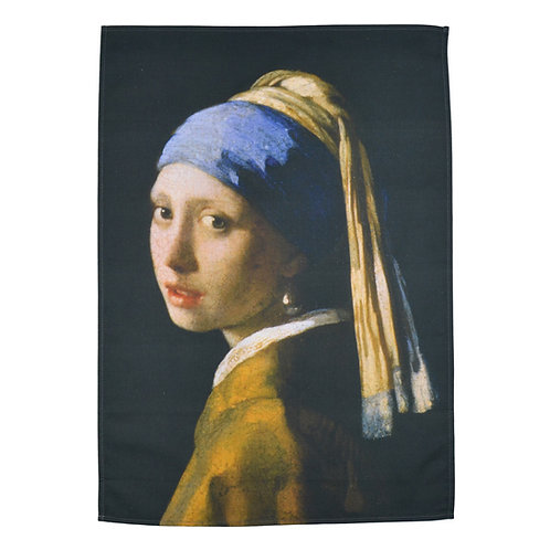 Jan Vermeer - La ragazza col turbante