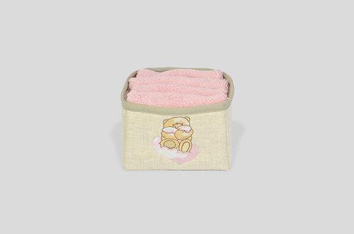 Porta lavettes orso