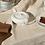 Tovaglia in cotone made in itali biancheria per la cucina