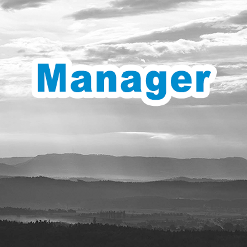 Manager 09/2018