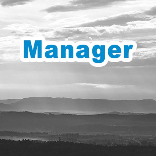 Manager für ein RegioTime-Portal
