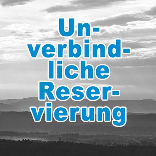 Unverbindliche Reservierung für ein Stadt-/Regio-Portal