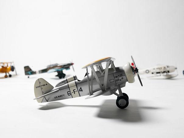 aviones de juguete retro