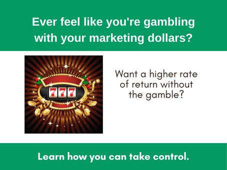 Maximize Your Marketing Dollars