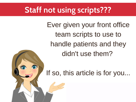Why They Didn't Use the Script You Handed Them
