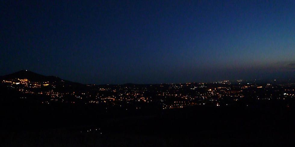 Tuscolo by night: escursione Notturna su Monte Tuscolo