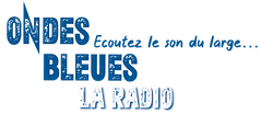 Logo Ondes Bleues La Radio, WAVV est diffusé sur Ondes Bleues La Radio
