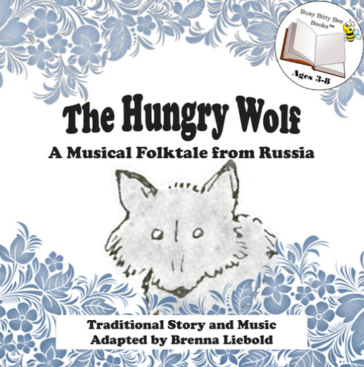 An illustrated musical folktale from Russia for children plus finger puppet craft. Age 3+. Sign up for FREE trial!